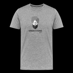SINGH IS KING - T-shirt Premium Homme