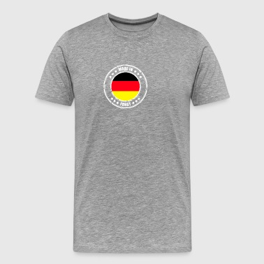 FORESTAL - Camiseta premium hombre