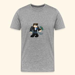 Naam+mc - Mannen Premium T-shirt