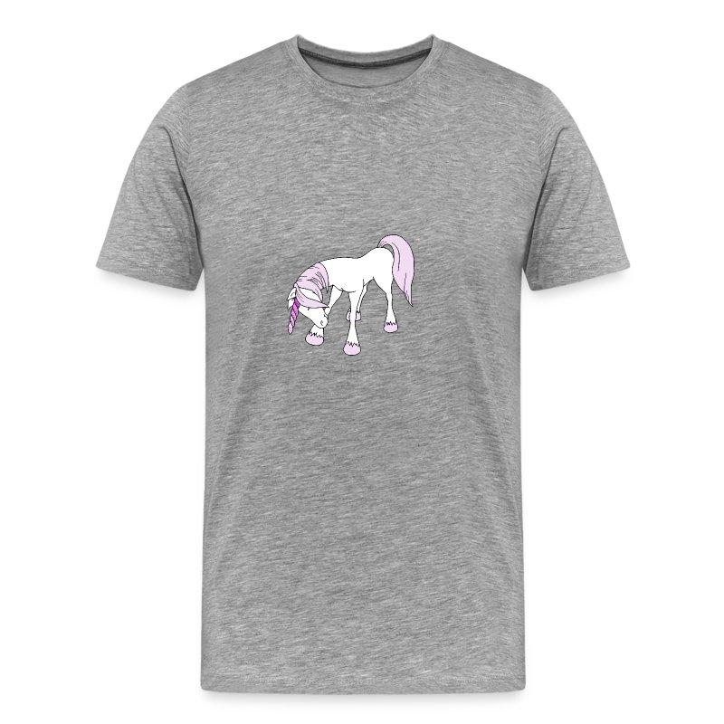 Dein Einhorn - Männer Premium T-Shirt
