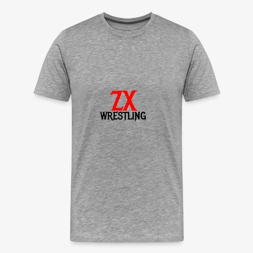 ZX WRESTLING - Men's Premium T-Shirt
