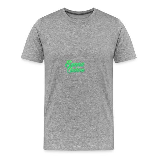 SENNAONLINE 2017 MODEL - Mannen Premium T-shirt