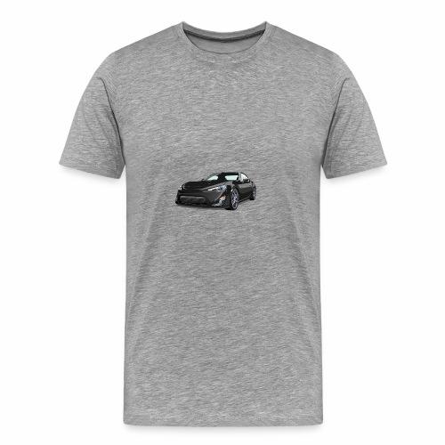 GT86/BRZ - Premium T-skjorte for menn