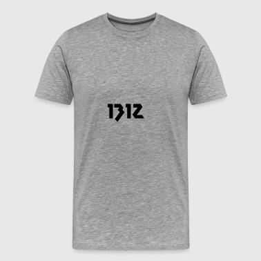 1312 4 - Koszulka męska Premium