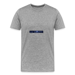 NEWTEAMSPIRIT - Männer Premium T-Shirt