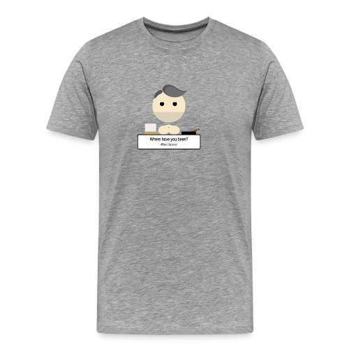 The Godfather - Father's Day - T-shirt Premium Homme