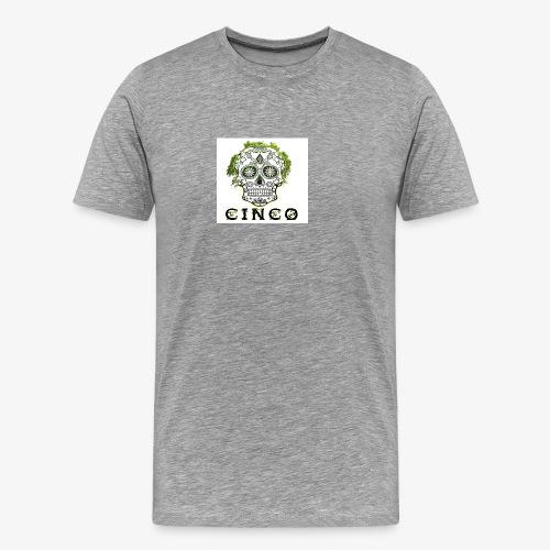 green eyes trees - T-shirt Premium Homme