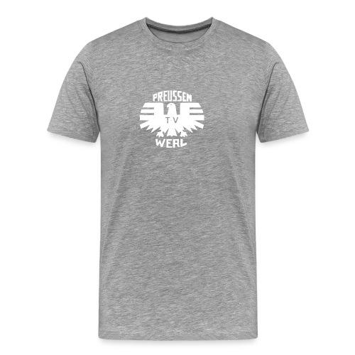 Logo Preussen TV Werl - Männer Premium T-Shirt