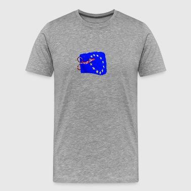 Brexit - Miesten premium t-paita
