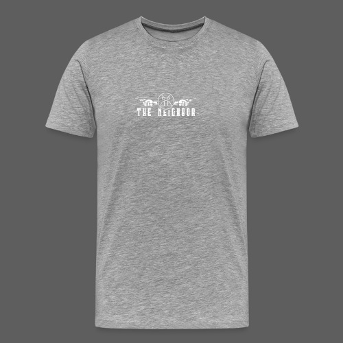 THE NEIGHBOR - Mannen Premium T-shirt