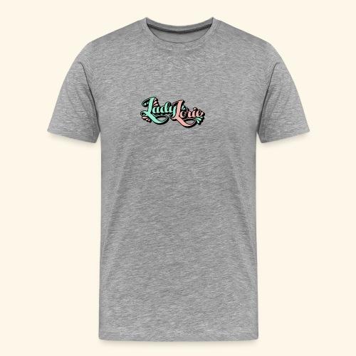 LadyLorie Logo - Männer Premium T-Shirt