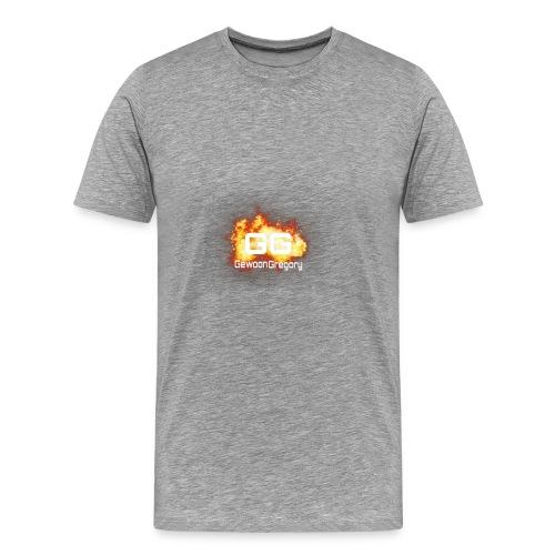 gewoongregory - Mannen Premium T-shirt