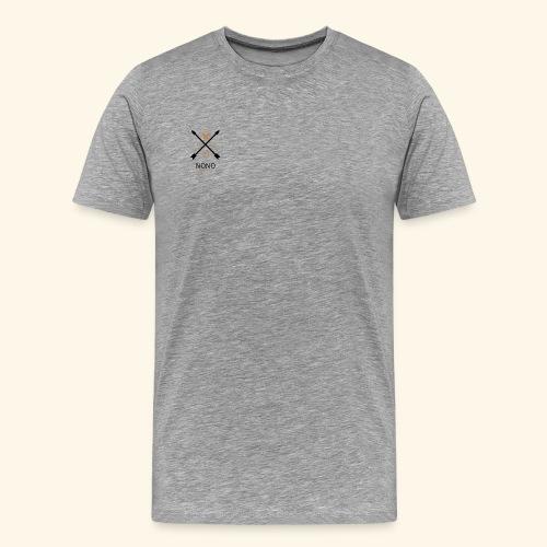 NONO SINCE 2017 - Herre premium T-shirt