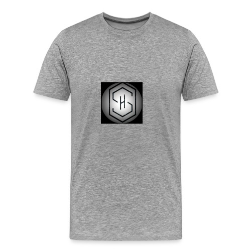 It's a s.h clothing brand which includes t shirts - Men's Premium T-Shirt