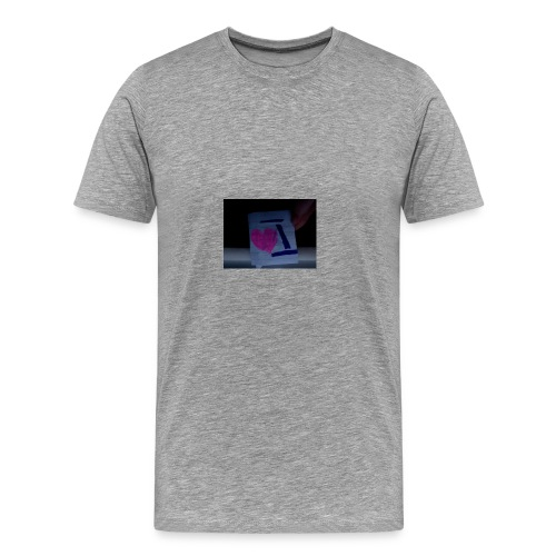 I love... - Männer Premium T-Shirt