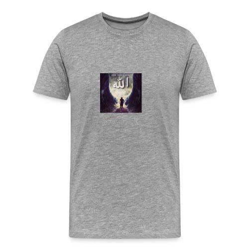 Wen there is no way alah will make a way - Premium-T-shirt herr