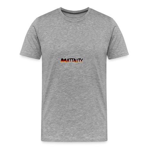 Named merch - Men's Premium T-Shirt