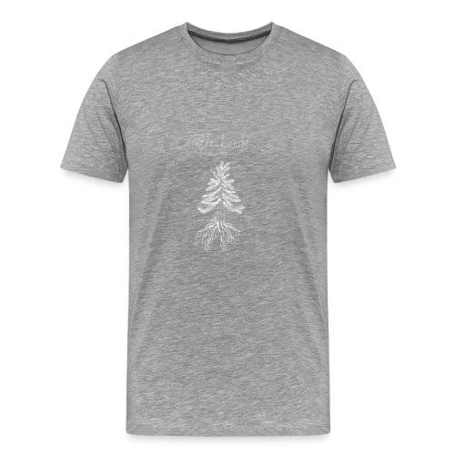 Storfurua - Premium T-skjorte for menn