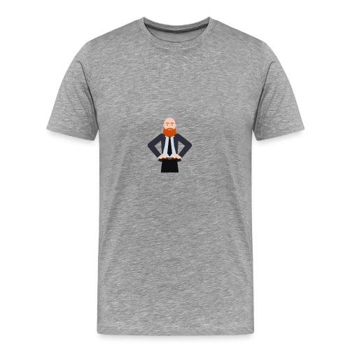 Thilos Logo - Herre premium T-shirt