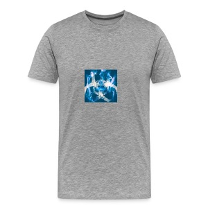 Feuer Logo - Männer Premium T-Shirt