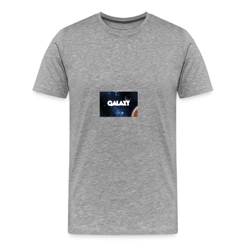galaxy filmers merch - Men's Premium T-Shirt