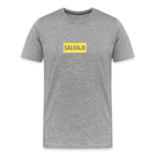 SALVAJE - Camiseta premium hombre