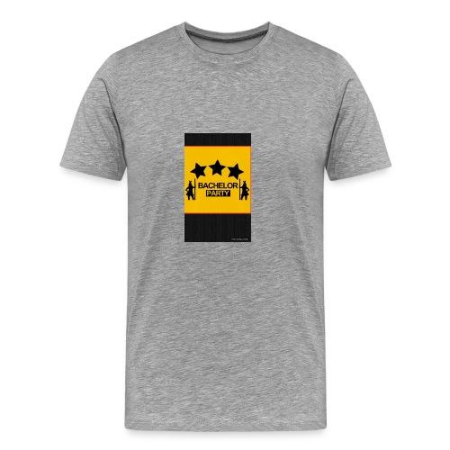 Stag night - Men's Premium T-Shirt
