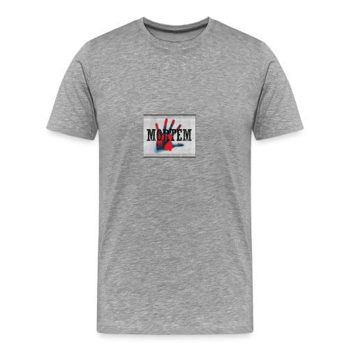 Mortem - Männer Premium T-Shirt
