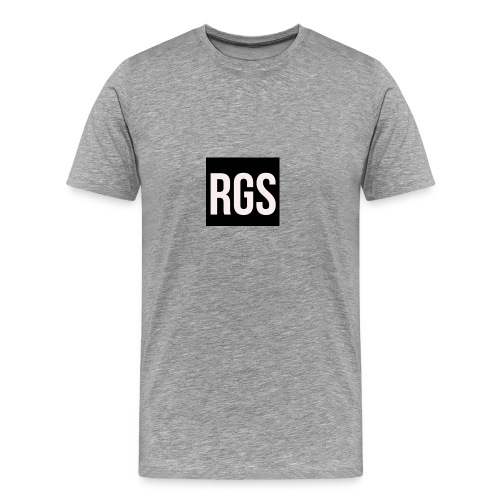 RGS_Profile_Logo - Men's Premium T-Shirt
