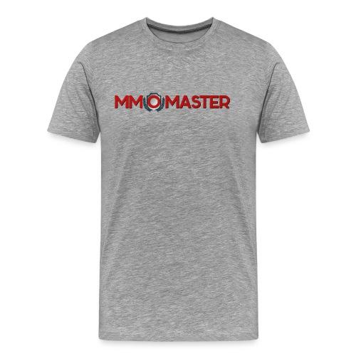 logo mmomaster - Männer Premium T-Shirt