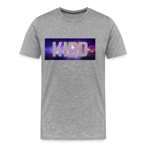 KIDD Galaxy - Men's Premium T-Shirt