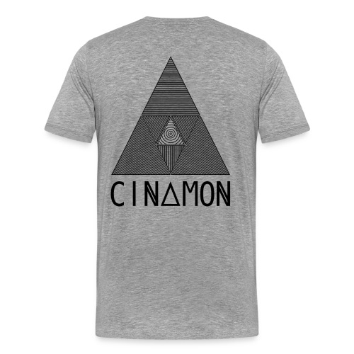 Prïsm - black - T-shirt Premium Homme