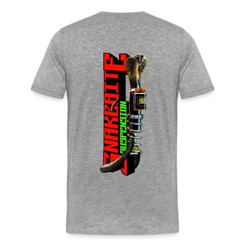 Snakebite MX - Männer Premium T-Shirt
