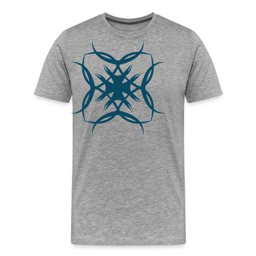 Ritter Kreuz - Männer Premium T-Shirt