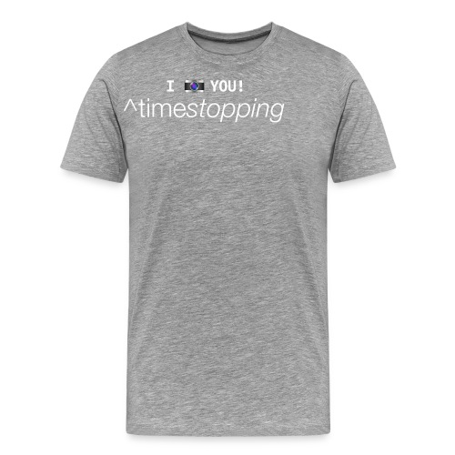 I photo you - Camiseta premium hombre
