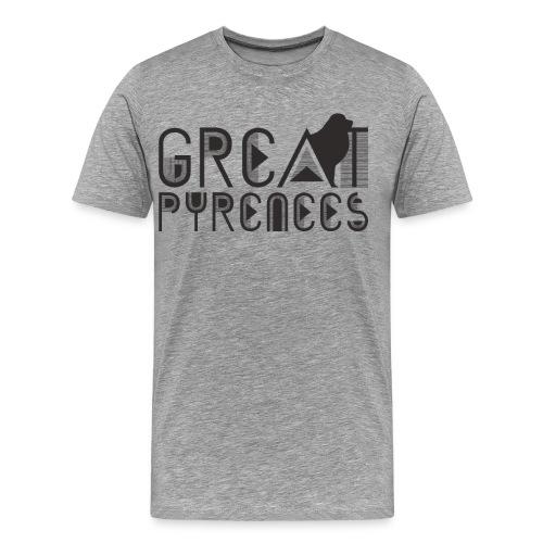 Great Pyrenees - Men's Premium T-Shirt