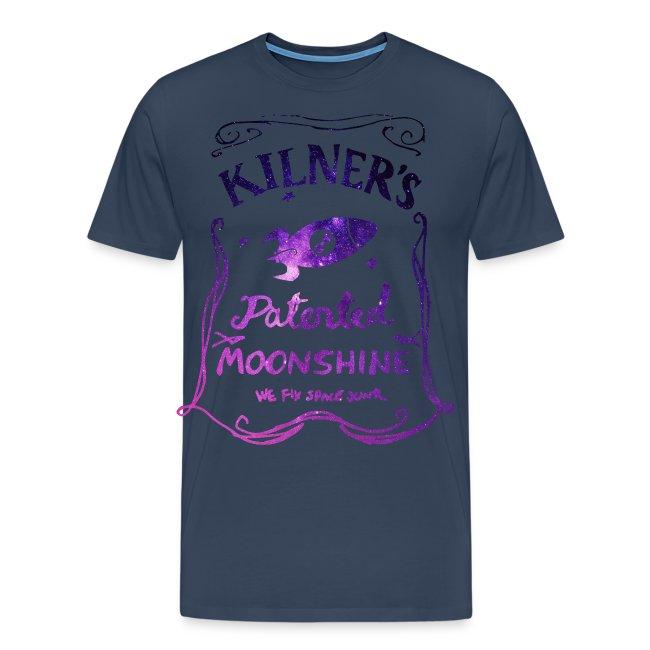 Kilner's Patented Moonshine (Stars Outline)