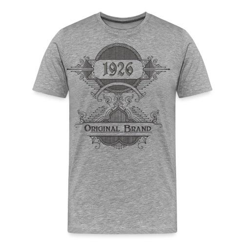 Vintage Original Brand - Männer Premium T-Shirt