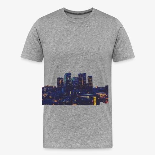 City life - Koszulka męska Premium