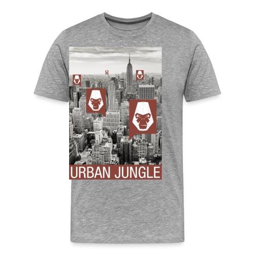 Urban Jungle UG - Men's Premium T-Shirt