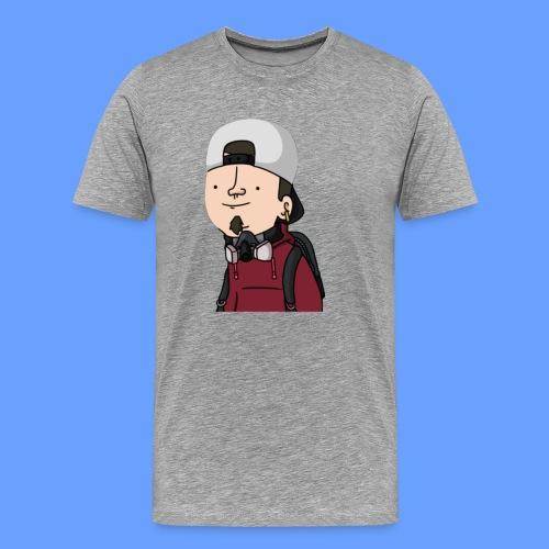 wankul cheshire - T-shirt Premium Homme