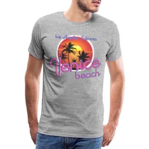Venice - Mannen Premium T-shirt