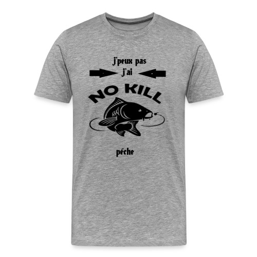 j'peux pas j'ai péche - T-shirt Premium Homme