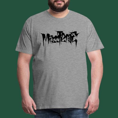 Messtizaje negro 1 - Männer Premium T-Shirt