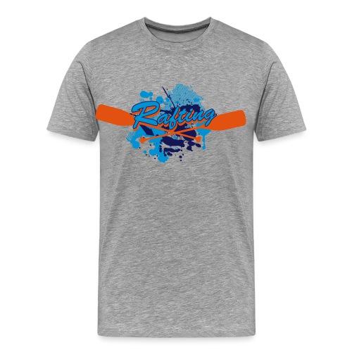 Rafting II - Männer Premium T-Shirt
