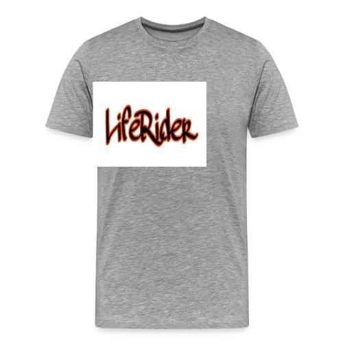 LifeRider - Männer Premium T-Shirt