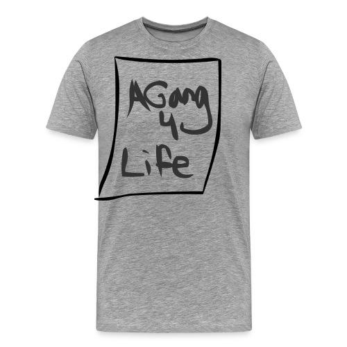 Dopest Merch Design In the Game - Men's Premium T-Shirt