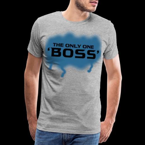 the only one BOSS - Männer Premium T-Shirt