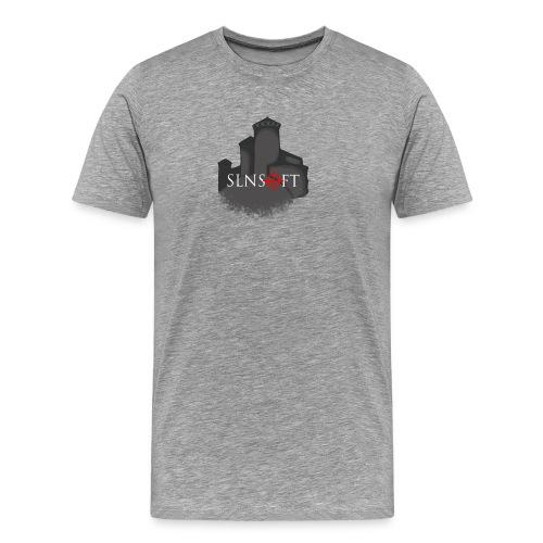 slnsoft - Miesten premium t-paita