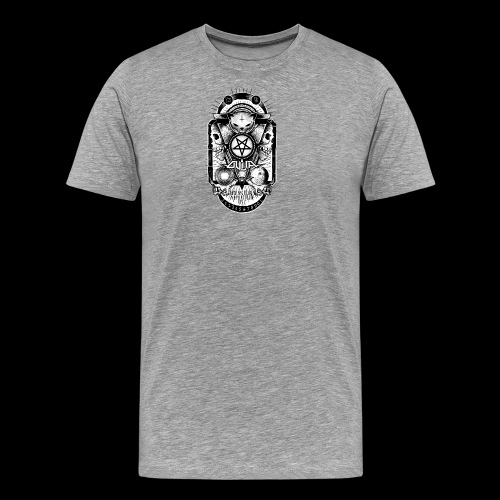 Logo Ouija complet - T-shirt Premium Homme